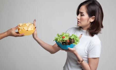 #BebasLemak Makanan yang Tepat untuk Membantu Menghilangkan Belly-Fat