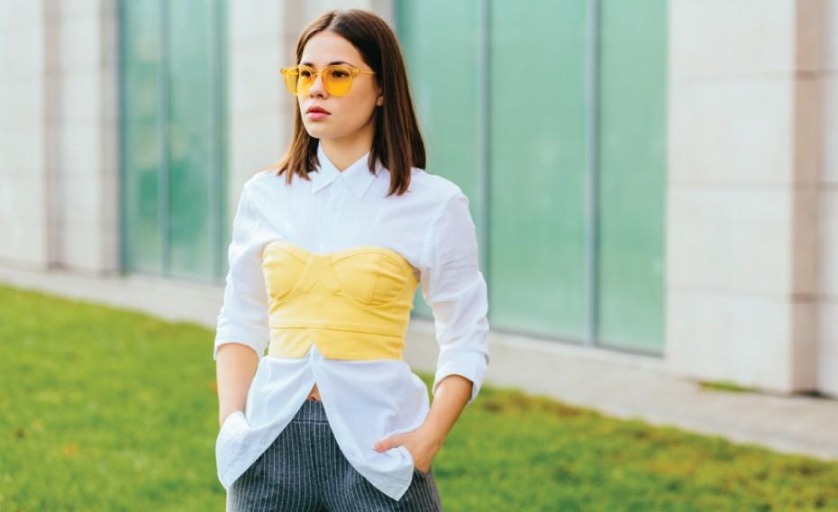 #BeraniBeda dengan Satu Outfit Tampil Cantik Dari Kerja Sampai Jalan-Jalan
