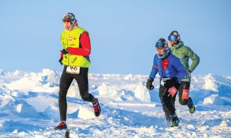 #BeraniBeda, Tantang Diri di Event FWD North Pole Marathon 2018