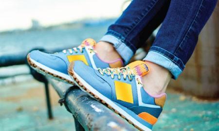 #BeraniBeda Ada Tren Sneakers Super Tebal, Sudah Coba?