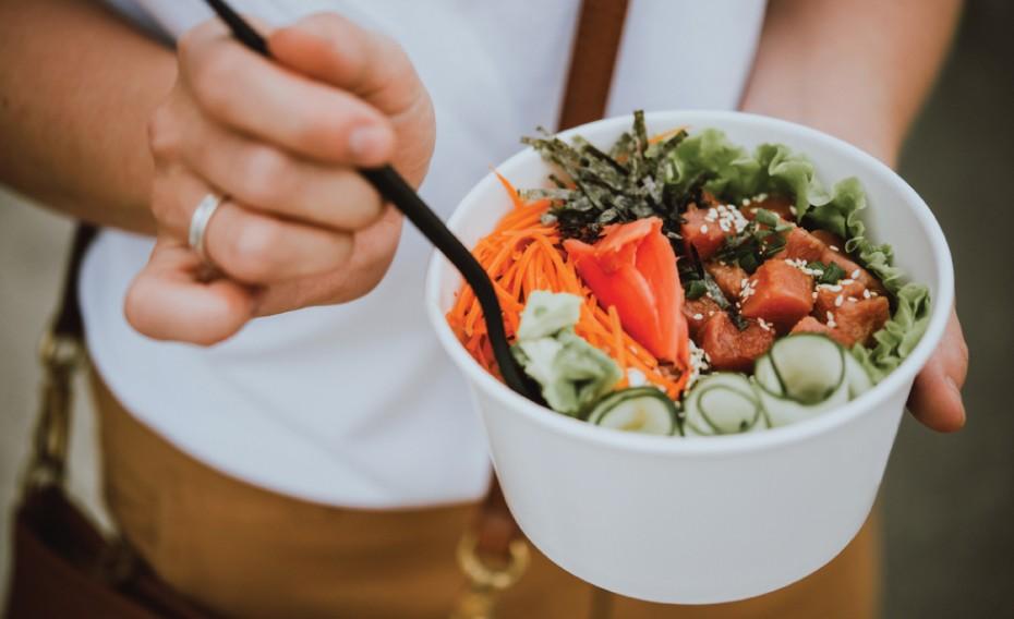 Poke Bowl, Makanan Kekinian Penuhi Gaya Hidup Sehat Urban