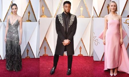 Parade Fashion Selebriti dalam Academy Awards 2018, Siapa yang Paling Memukau?
