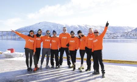 Ini Dia Spot Keren yang Ditemui Selama FWD North Pole Marathon 2018