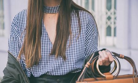 Aturan Tampil Catchy dengan Fashion Motif Gingham