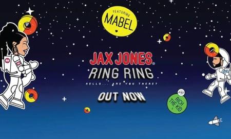 Jax Jones Berikan Sentuhan Tahun 80an Pada Video Klip 'Ring Ring'