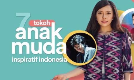 7 tokoh anak muda inspiratif indonesia