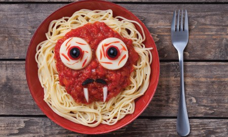 7 Makanan Bertema Halloween Paling Seram, #MasaGakMau?
