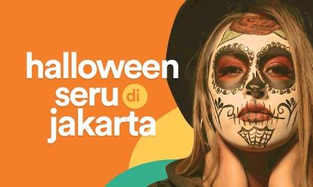 Rayakan Halloween Seru di Jakarta