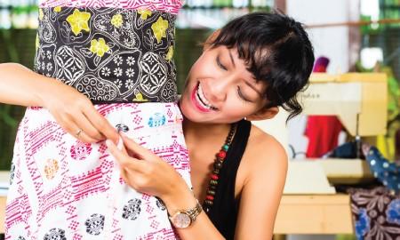 Brand Fashion Lokal yang Gunakan Bahan Alam untuk Produknya