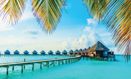Holiday to Maldives, Rasakan Sensasi Menginap dalam Hotel Bawah Laut Pertama di Dunia