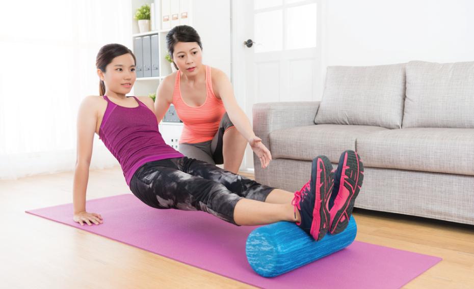 Maksimalkan Kerja Ototmu dengan Foam Rolling