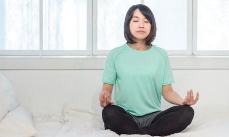 #PilihYangBeda Jaga Keseimbangan Hidup dengan Meditasi