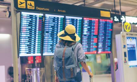 Inilah Bandara Tersibuk di Dunia, Indonesia Nomor Berapa?