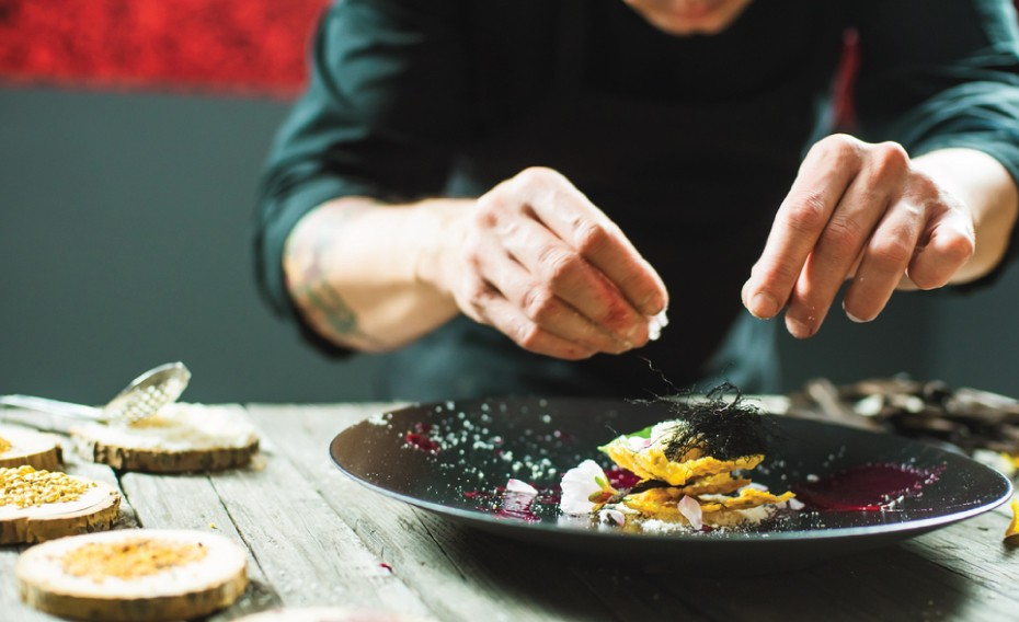 #BeraniBeda Icipi Kuliner Gastronomi Molekuler, Mana Saja Tempatnya?