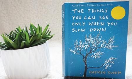 Tenggelam dalam Buku Haemin Sunim: The Things You Can See Only When You Slow Down