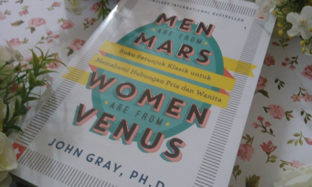 Petunjuk Klasik dari John Gray: Men Are From Mars Women Are From Venus
