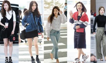 5 Artis Korea yang Memiliki Gaya Berpakaian Paling Stylish