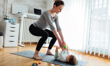 Olahraga yang Cocok Dilakukan Para Ibu, Dalam Rangka Hari Ibu!