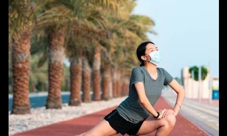Amankah kembali berolahraga di luar saat New Normal?