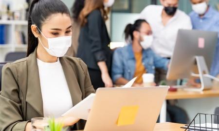 3 alasan wajib waspada di kantor selama pandemi
