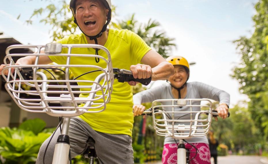 Tips memilih sepeda untuk pemula
