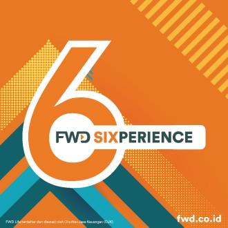 FWD Life Sixperience Best Deal Promo Miliki Produk E-Commerce FWD Life sekarang berhadiah Cashback hingga 100%