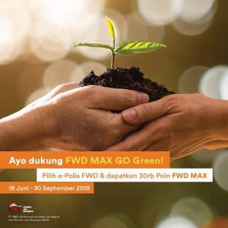 FWD MAX GO Green
