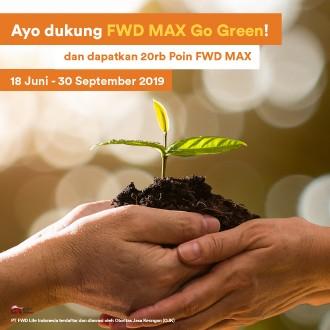 FWD MAX GO Green (Agent)